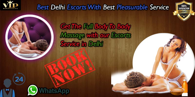 Body Massage Delhi Escorts
